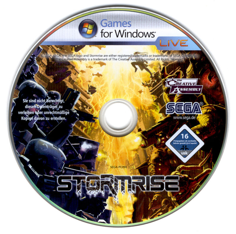 Stormrise Windows Media