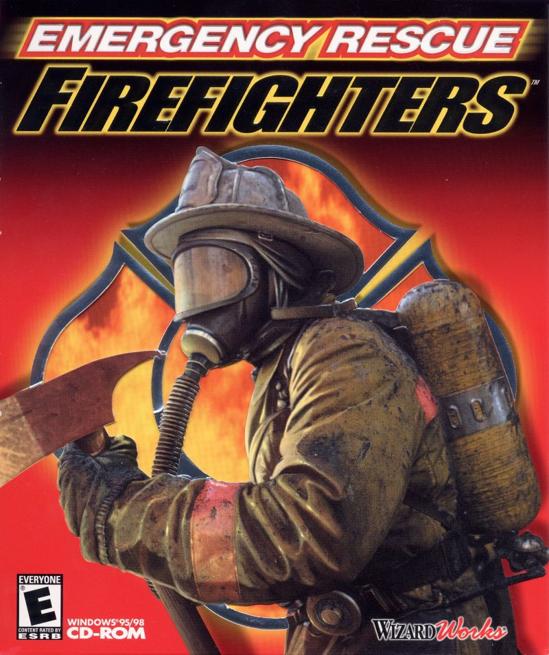 Emergency Rescue: Firefighters Windows Front Cover
