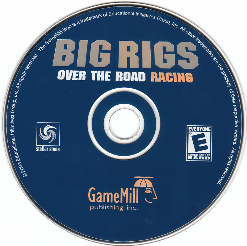 Big Rigs: Over the Road Racing Windows Media