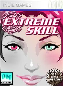 Extreme Skill Xbox 360 Front Cover