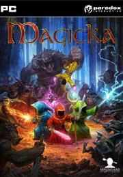 Magicka Windows Front Cover