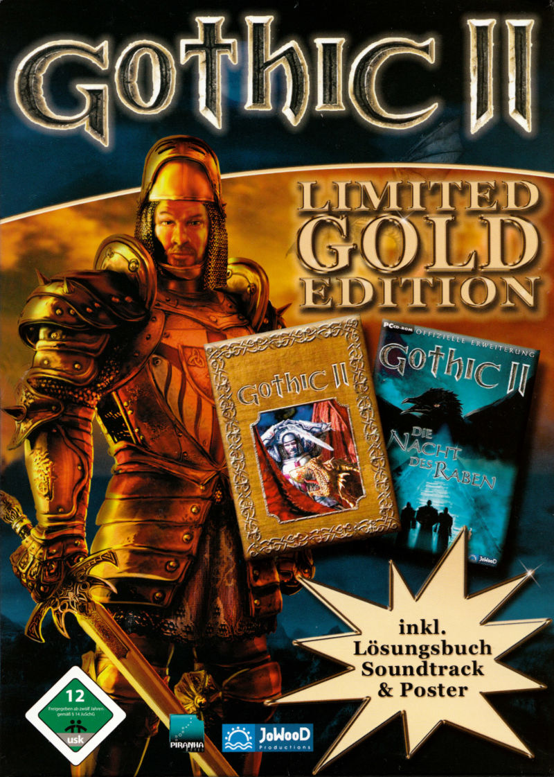 Gothic II: Limited Gold Edition
