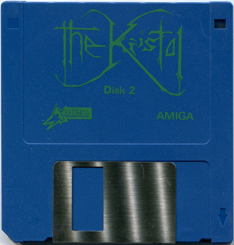 The Kristal Amiga Media Disk 2 of 4