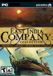 East India Company: Collection Windows Front Cover