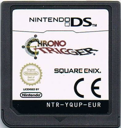 Chrono Trigger Nintendo DS Media