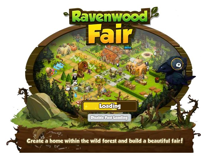 Ravenwood Fair Browser Front Cover