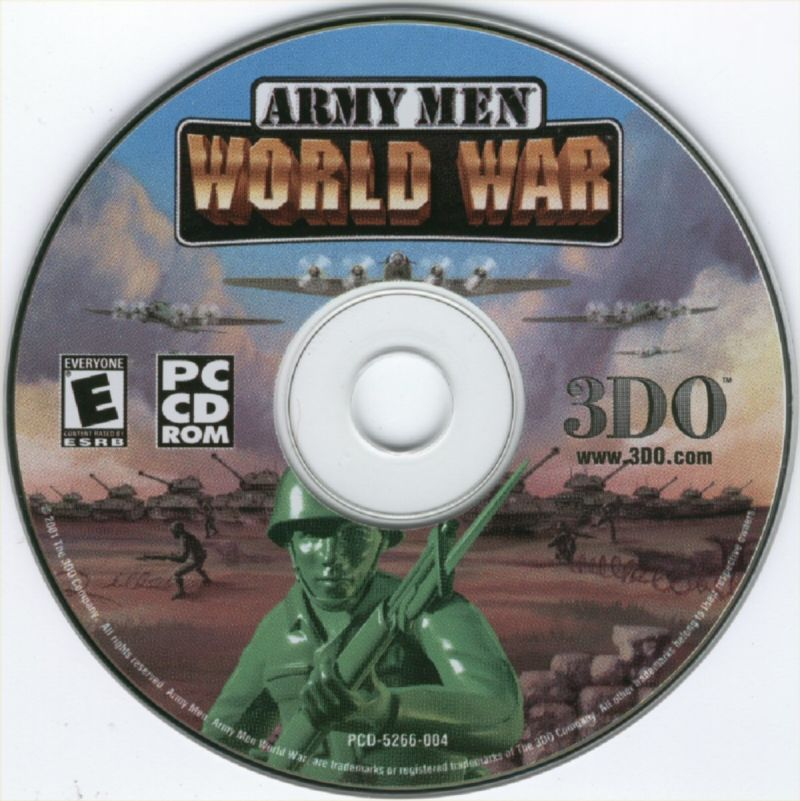 Army Men Value Pack 2 Windows Media Army Men: World War