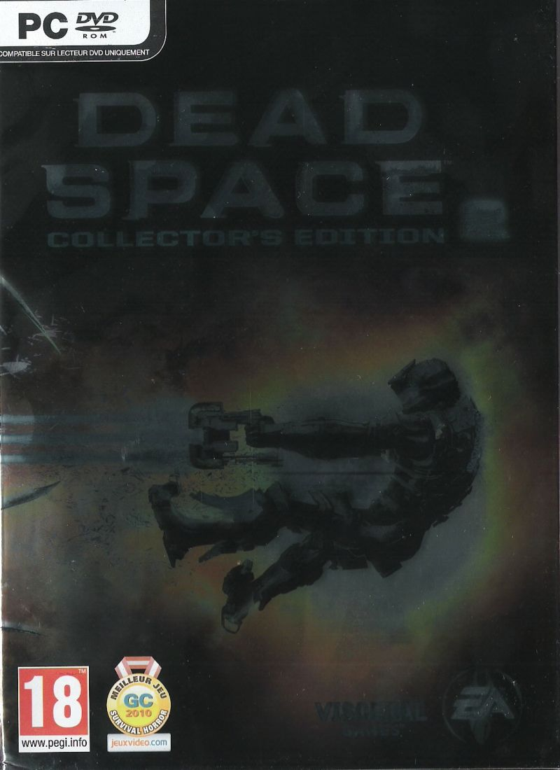 Dead Space 2 (Collector's Edition) Windows Front Cover