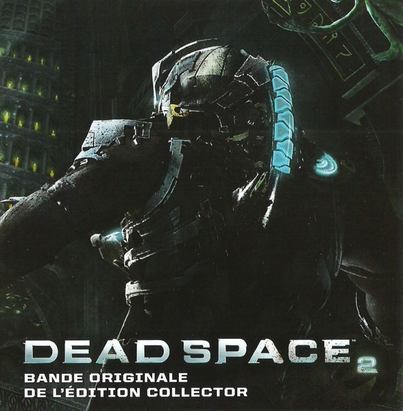 Dead Space 2 (Collector's Edition) Windows Other Soundtrack (Slipcase) - Front