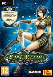 King's Bounty: Crossworlds Windows Front Cover
