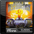 Mass Destruction PlayStation 3 Front Cover