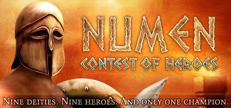 Numen: Contest of Heroes Windows Front Cover
