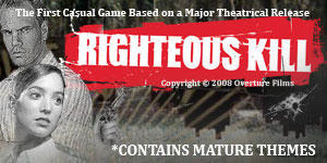 Righteous Kill Macintosh Front Cover