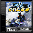 Sno-Cross Championship Racing PlayStation 3 Front Cover