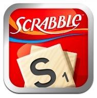Scrabble iPhone Front Cover