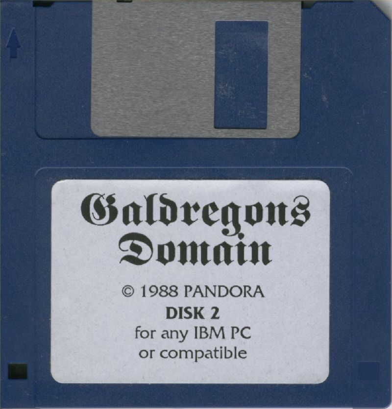 Death Bringer DOS Media Disk 2