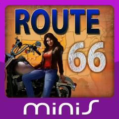 Route 66 PlayStation 3 Front Cover