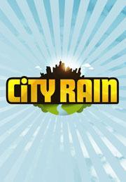 City Rain Windows Front Cover