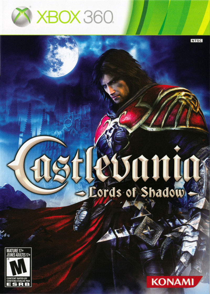 Castlevania: Lords of Shadow for Xbox 360 (2010) - MobyGames