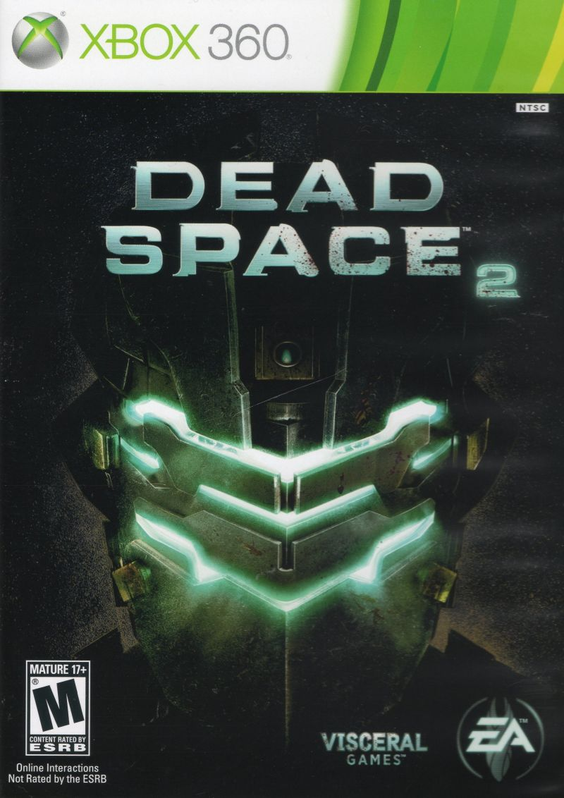 Dead Space 2 (Collector's Edition) Xbox 360 Other Keep Case - Front Cover