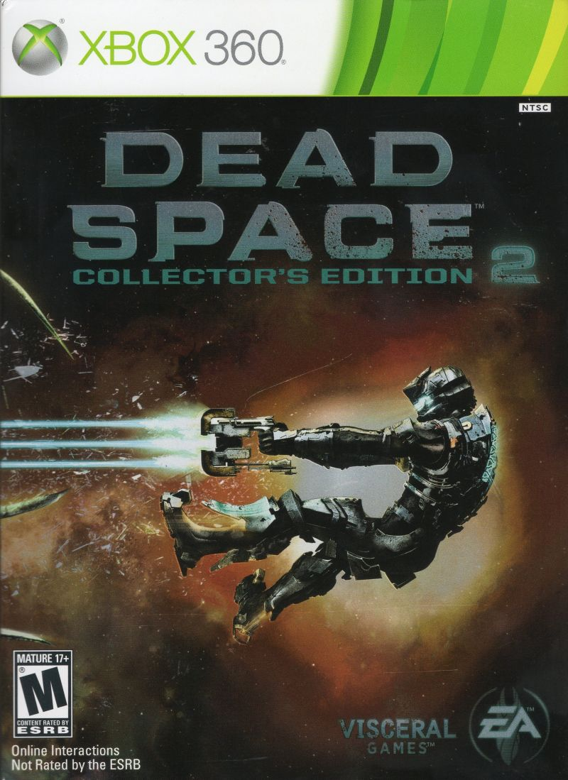 Dead space 2 game of the year edition xbox frizzle frazzle games 2