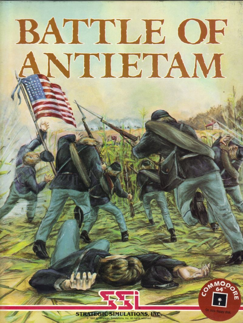 a review of the battle of antietam Corps and divisions moved as languidly to the places assigned them as if they  were getting ready for a grand review instead of a decisive battle.