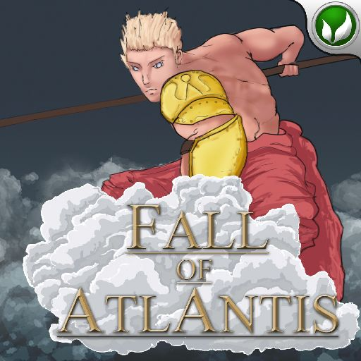 Fall of Atlantis 2.0 iPhone Front Cover