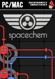 SpaceChem Macintosh Front Cover
