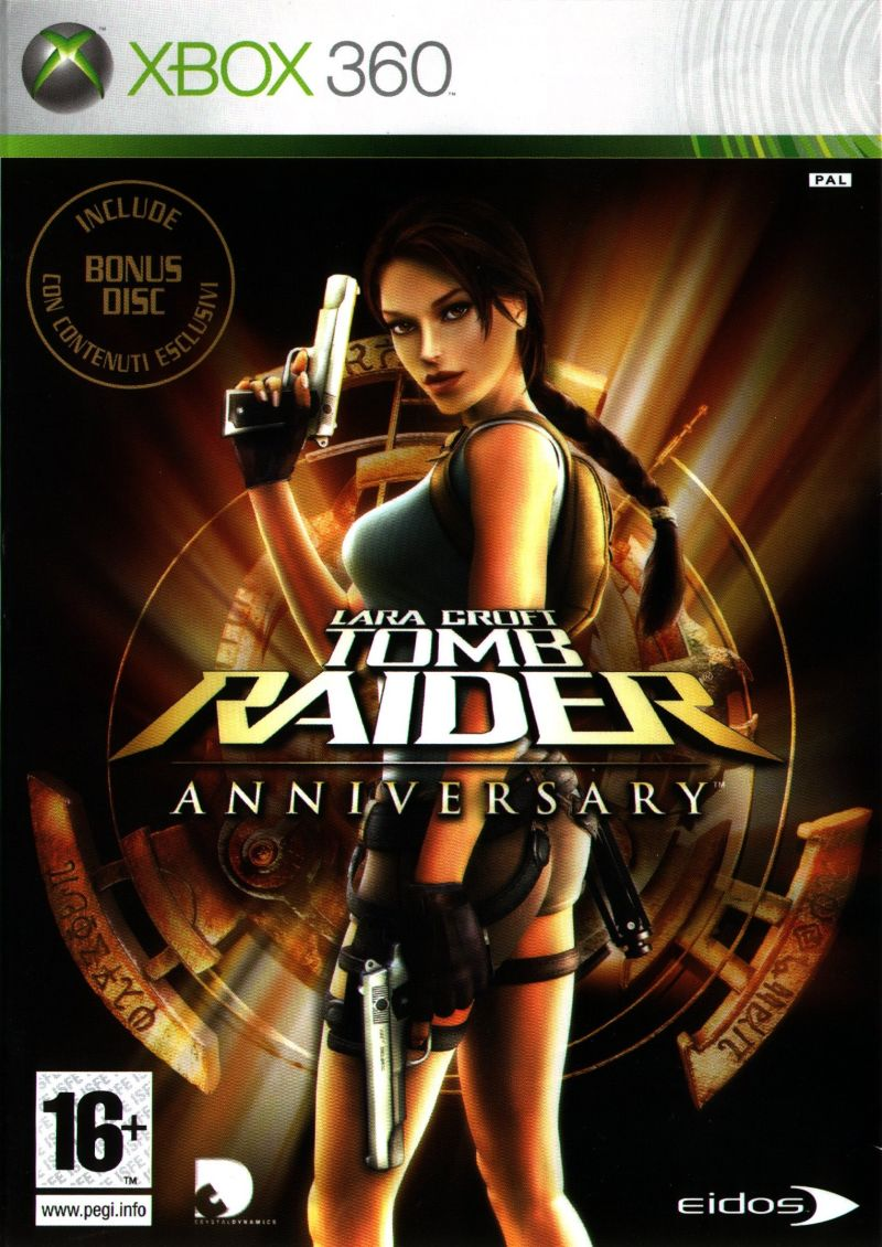 Tomb raider games for xbox.