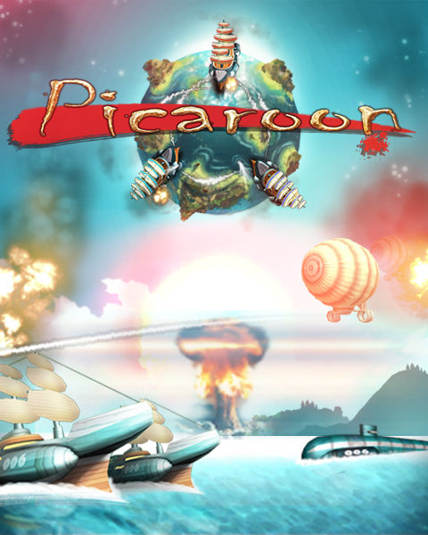 Picaroon Windows Front Cover