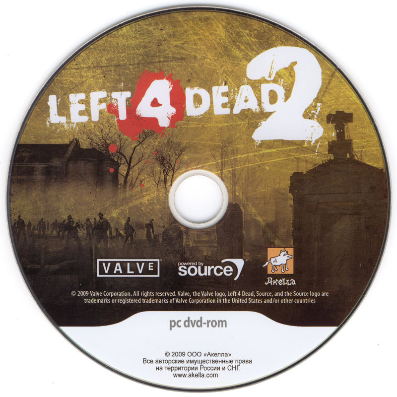 Left 4 Dead 2 Windows Media
