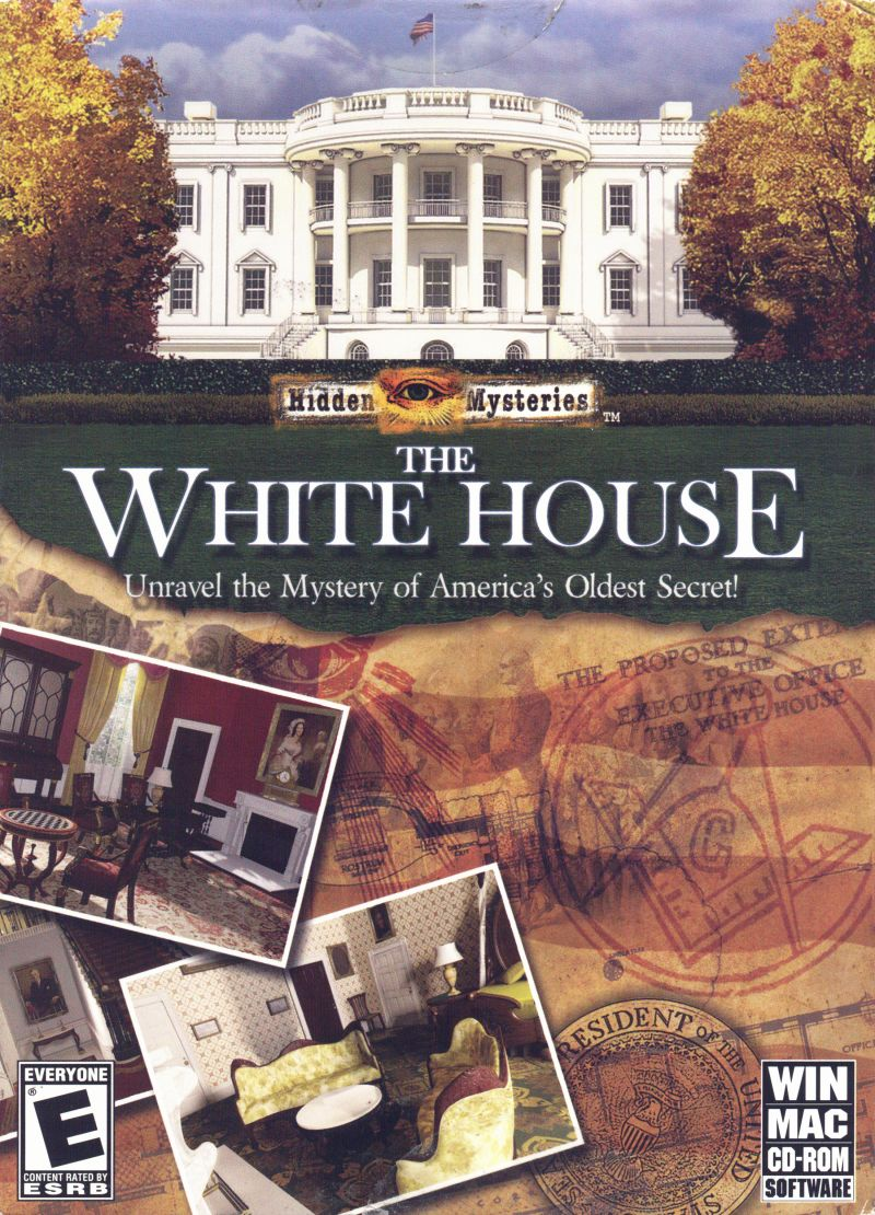 Hidden Mysteries: The White House Macintosh Front Cover