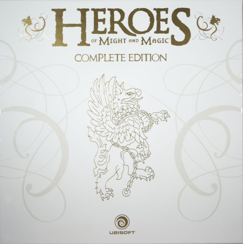 Heroes of Might and Magic: Complete Edition Windows Front Cover
