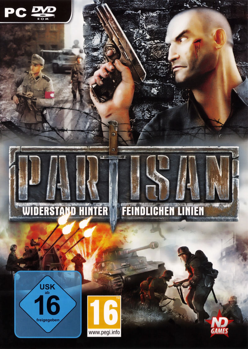 Partisan Windows Front Cover
