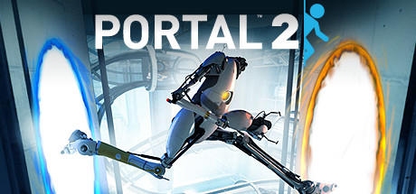 Portal 2 Linux Front Cover