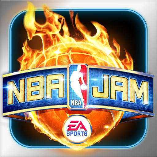 NBA Jam iPhone Front Cover