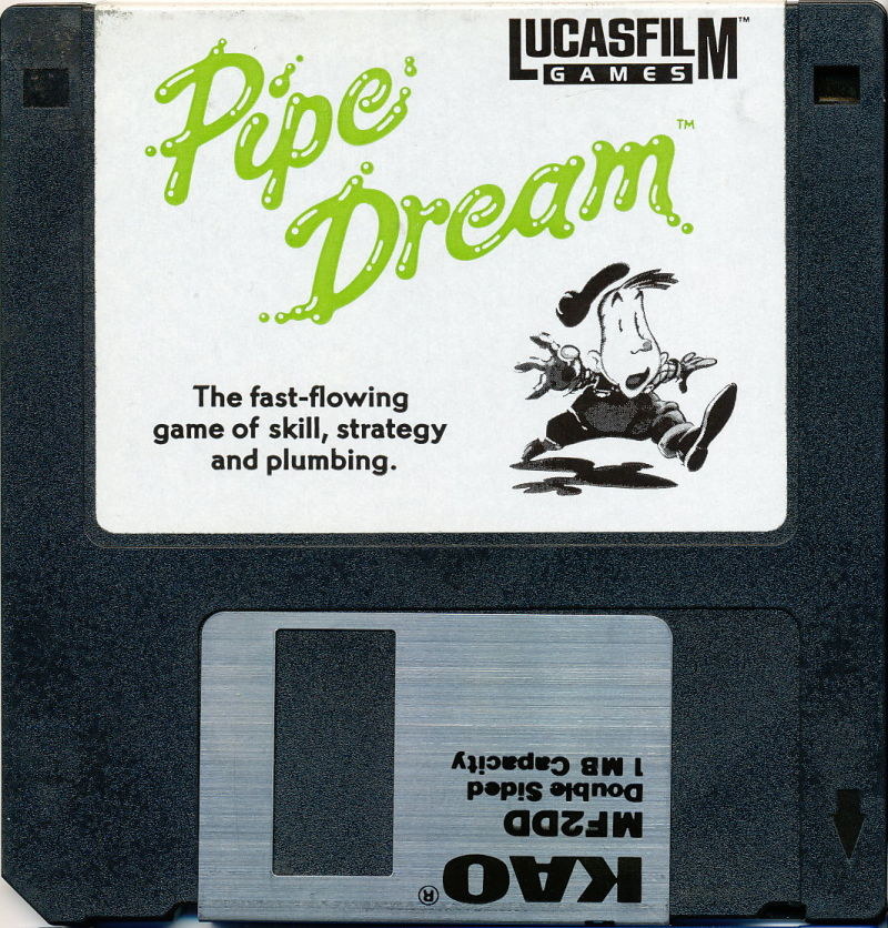 Pipe Dream Macintosh Media