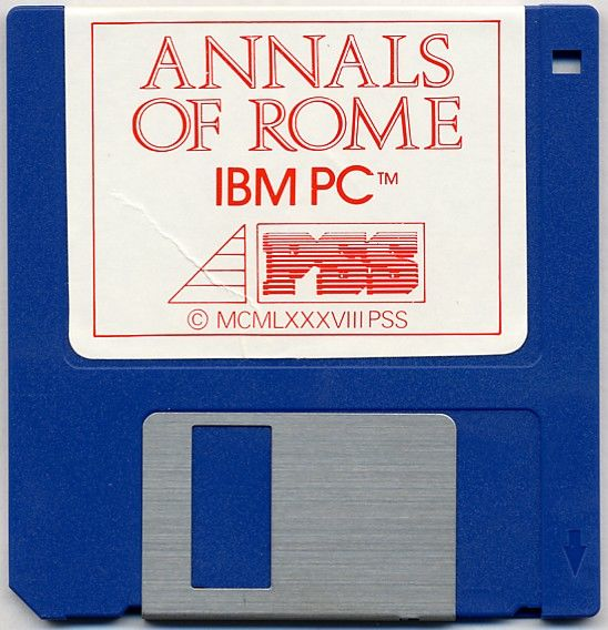 Annals of Rome DOS Media