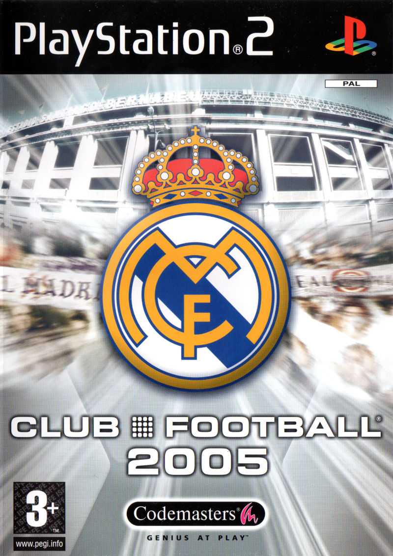 Club Football 2005 For Playstation 2 2004 Mobygames