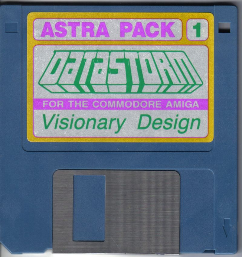 Astra Pack Amiga Media
