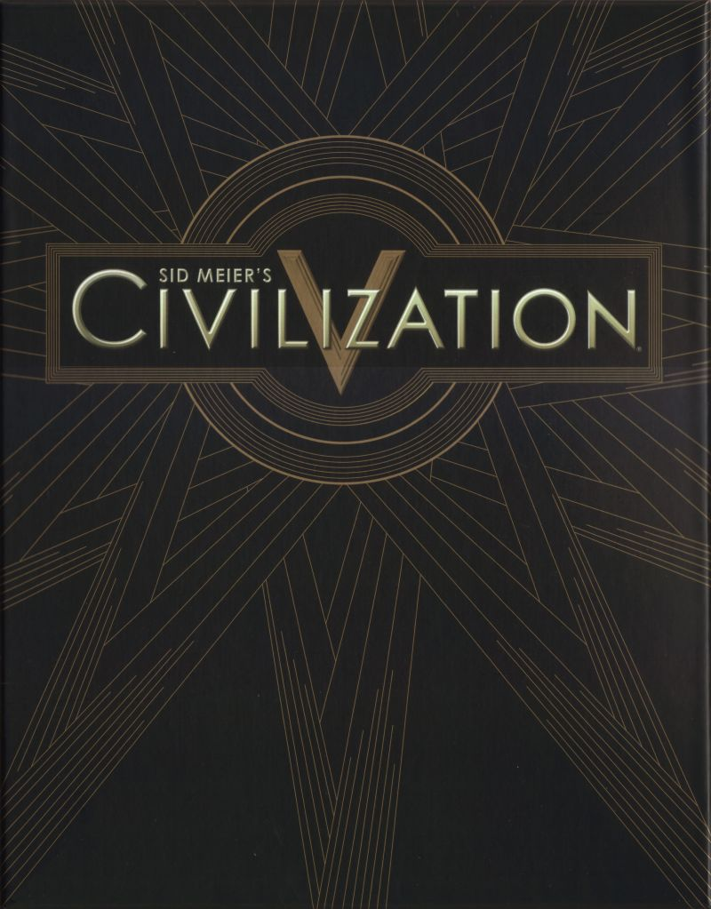 Sid Meier's Civilization V (Special Edition) Windows Front Cover