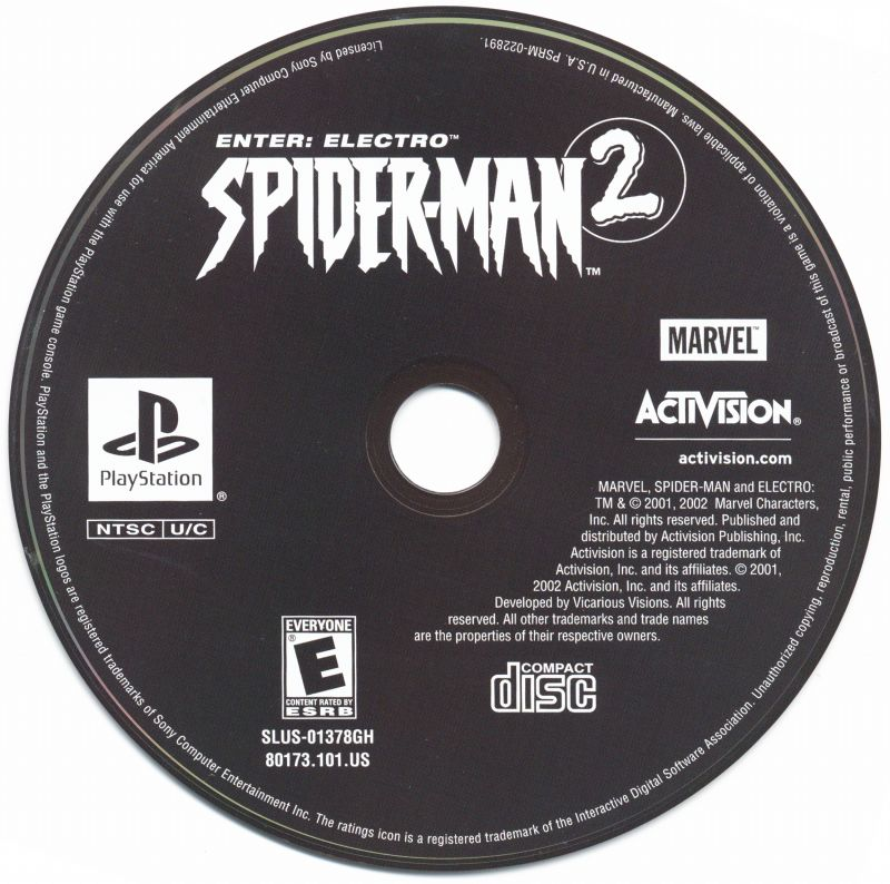 Spider-Man 2: Enter: Electro PlayStation Media