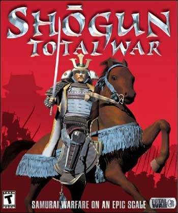 Shogun: Total War Windows Front Cover