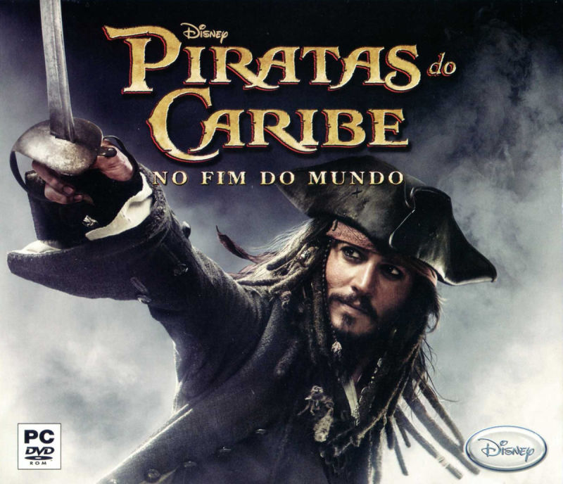 Disney Pirates of the Caribbean: At World's End Windows Other Sleeve - Front