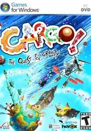 Cargo!: The Quest for Gravity Windows Front Cover