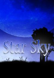 Star Sky Windows Front Cover