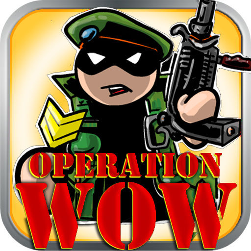 Operation WOW iPad Front Cover