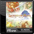 Legend of Mana PlayStation 3 Front Cover