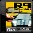 R4: Ridge Racer Type 4 PlayStation 3 Front Cover