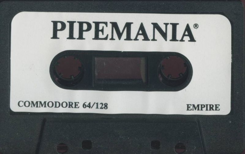 Pipe Dream Commodore 64 Media